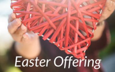 Easter Offering 2018