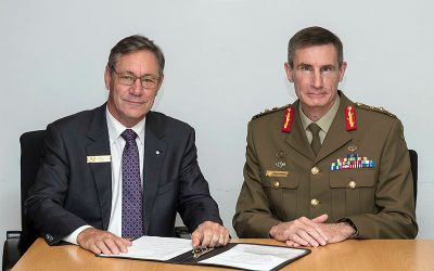 Australian Defence Force signs MOU with Religious Advisory Committee