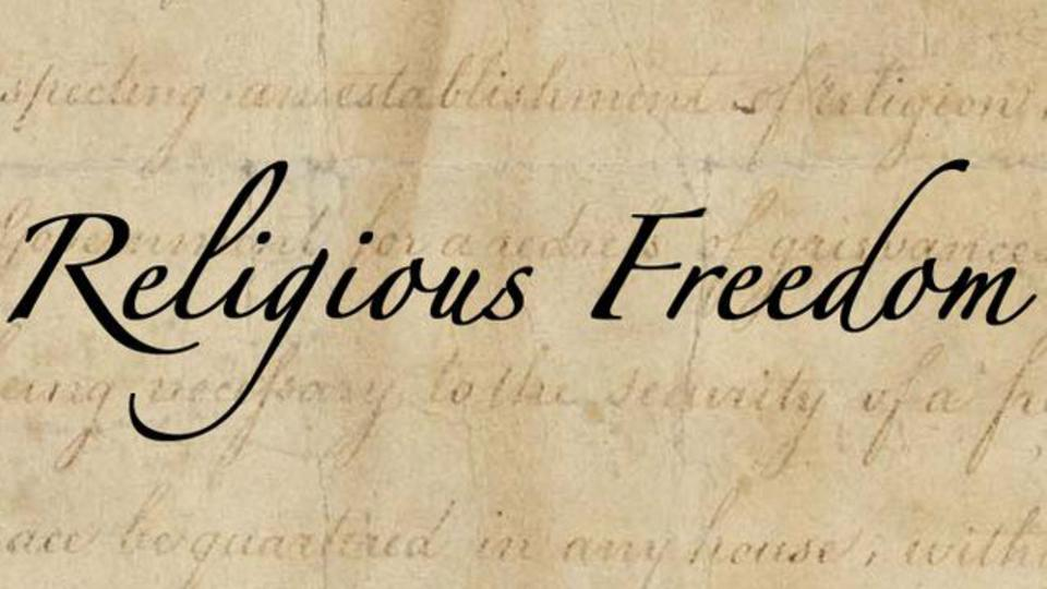 Religious Freedom after Ruddock