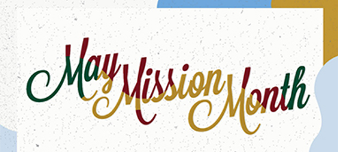Gobal Interaction's May Mission Month Resources