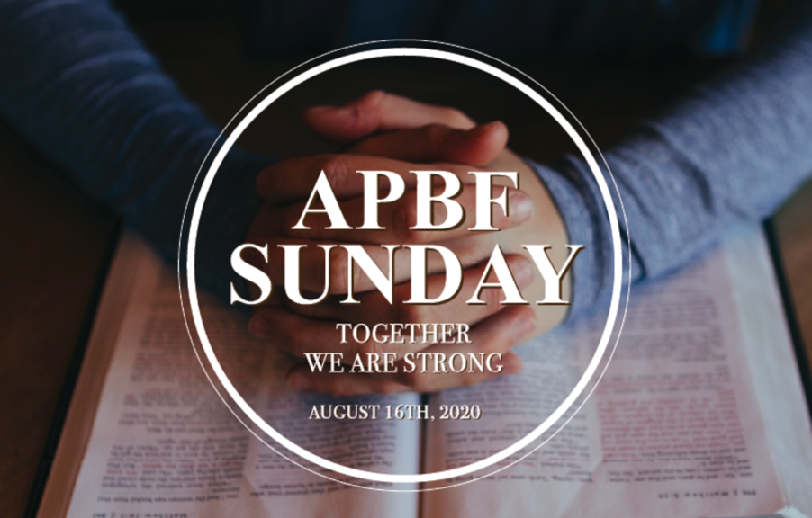 Asia Pacific Baptist Federation gathers to pray 16 August 2020