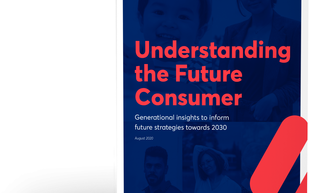 Understanding the Future Consumer – report from McCrindle