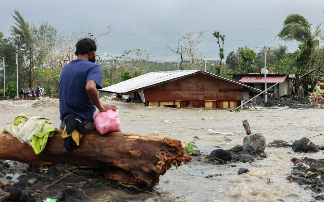 Prayer and Support for Philippines after Typhoon Goni